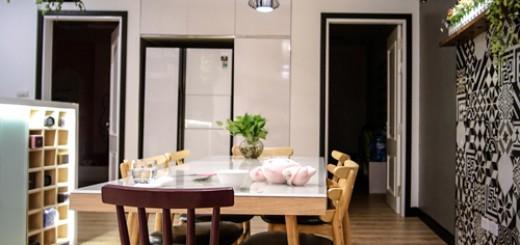 Dịch vụ sửa nhà cải tạo căn hộ tại hà nội diện tích 120m2
