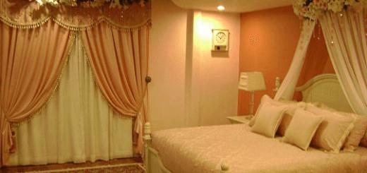 Màu sơn hợp và đẹp cho phòng cưới
