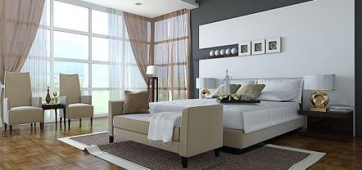 Mẹo chọn màu sơn hoàn hảo cho phòng ngủ