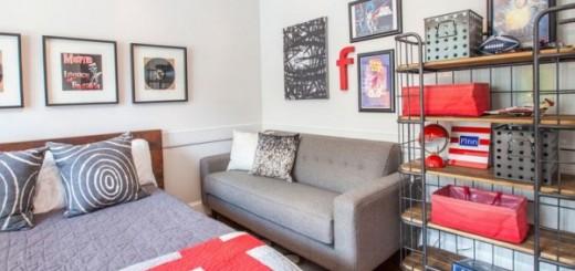 Sơn nhà và những màu sắc đẹp cho phòng ngủ tuổi teen