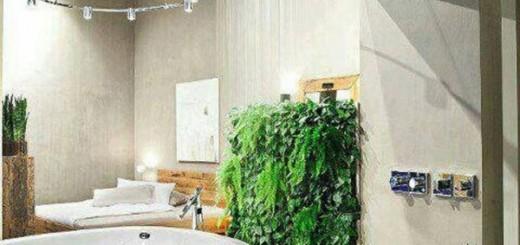Sơn nhà và những màu sắc cho phòng tắm