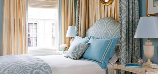 Sơn nhà với màu sắc đẹp mới lạ cho phòng ngủ
