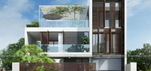 Tư vấn thiết kế biệt thự 3 tầng hiện đại