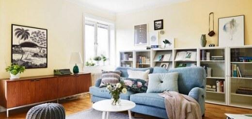 Cải tạo căn hộ chung cư hạn chế sửa chữa