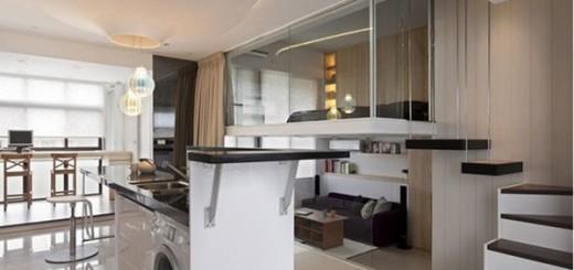 Sửa nhà cải tạo thêm phòng ngủ cho căn hộ nhỏ