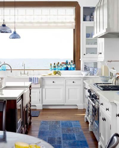 Sửa nhà cải tạo những căn phòng gần với thiên nhiên, căn bếp rất thoáng đãng