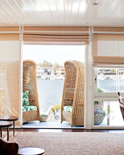 Sửa nhà cải tạo những căn phòng gần với thiên nhiên, với không gian nghỉ ngơi lý tưởng bên hồ