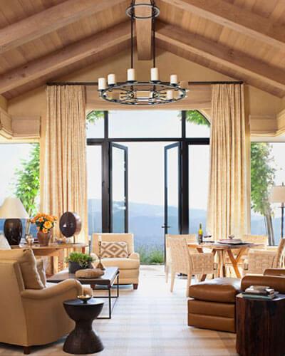 Sửa nhà cải tạo những căn phòng gần với thiên nhiên, với phònglộng gió và ngập ánh sáng