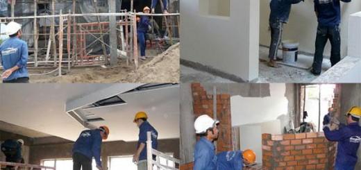 Dịch vụ sửa nhà trọn gói tại Hà Nội