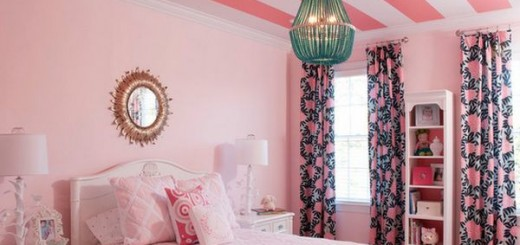Màu sắc sáng tạo cho căn phòng trẻ nhỏ
