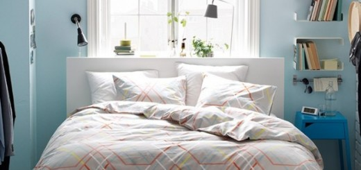 Sơn nhà và trang trí phòng ngủ ấm cúng cho mùa đông