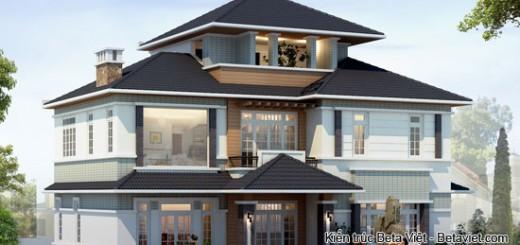 Phôi cảnh của ngôi nhà