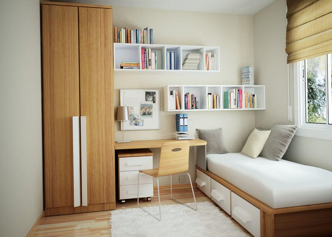 Sửa nhà chung cư 33 M2 tối ưu diện tích sử dụng