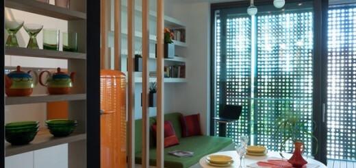 Cải tạo căn hộ nhỏ đẹp lãng mạn như khách sạn 5*
