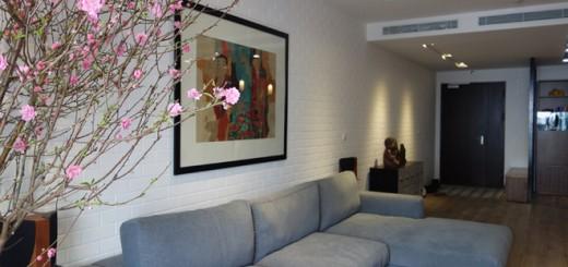 Cải tạo căn hộ theo phong cách Á Đông