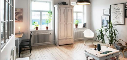 Cải tạo căn hộ theo phong cách hoài cổ