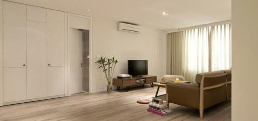 Mẹo hay xây sửa nhà tối giản thoáng rộng