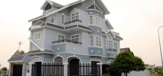 Màu sơn nhà đẹp ấn tượng cho năm 2016