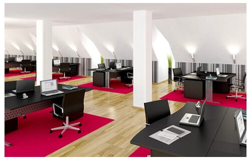Dịch vụ sơn văn phòng đẹp chất lượng cao
