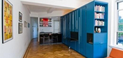 Mẹo hay sửa nhà với căn hộ nhỏ, hẹp và dài.