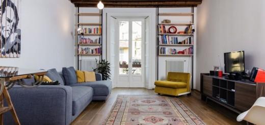 Mẹo cải tạo nhà đẹp với nội thất giản dị