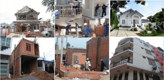 Dịch vụ xây sửa nhà, tư vấn sửa chữa biệt thự tại Hà Nội.