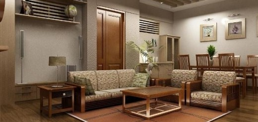 Mẫu thiết kế nhà đẹp với phong cách Hàn Quốc đầy sự giản dị và ấm cúng.