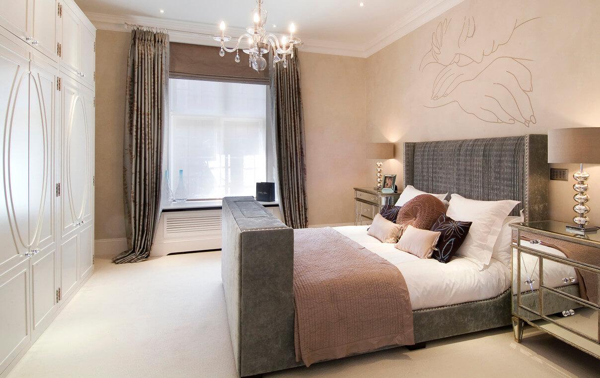 Sửa căn hộ phòng ngủ thiết kế đơn giản đầy ấn tượng