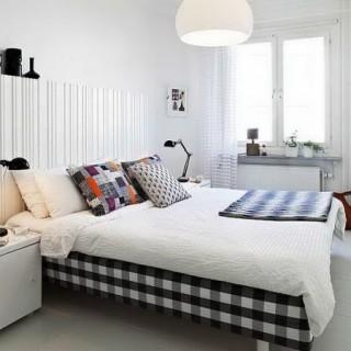 Để phòng ngủ hợp phong thủy, tốt nhất là không nên có gương trong phòng.