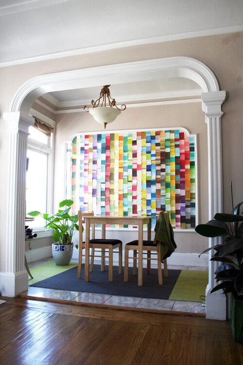 Thiết kế nội thất nhà và sáng tạo nghệ thuật cho ngôi nhà độc đáo hơn.