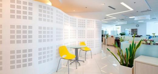 Với tính linh hoạt cao, xây sửa nhà với vật liệu thạch cao dễ dàng ứng dụng cho nhiều không gian khác nhau dù là nhà ở hay văn phòng.