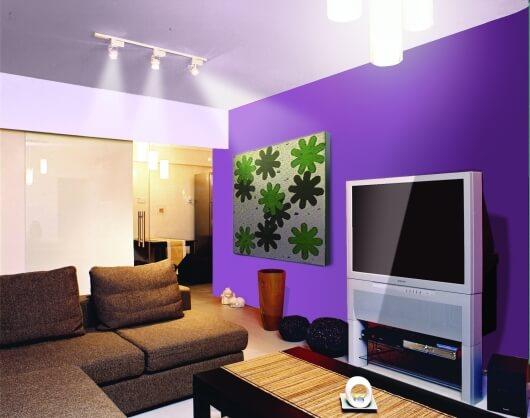 Tầm quan trọng với việc lựa chọn màu sơn nhà.
