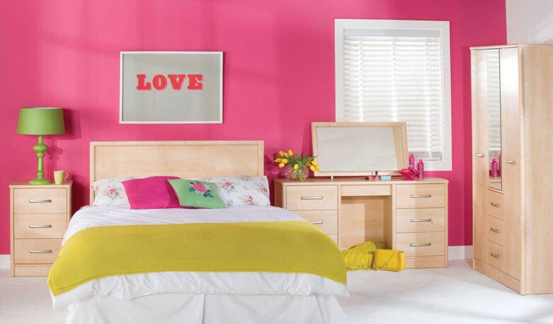 Những màu sơn nhà đẹp với bẳng màu pantone 2