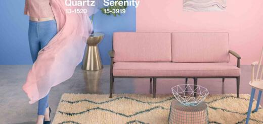 Những mẫu sơn nhà đẹp với bảng màu Pantone xu thế sơn nhà đẹp 2016