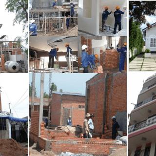 Tư vấn thiết kế thi công sửa chữa nhà
