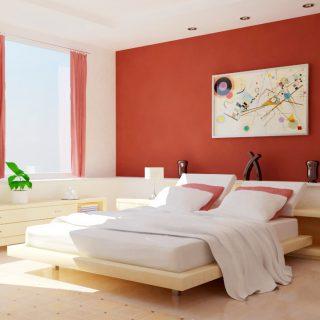 Dịch vụ sơn phòng ngủ đẹp chuyên nghiệp