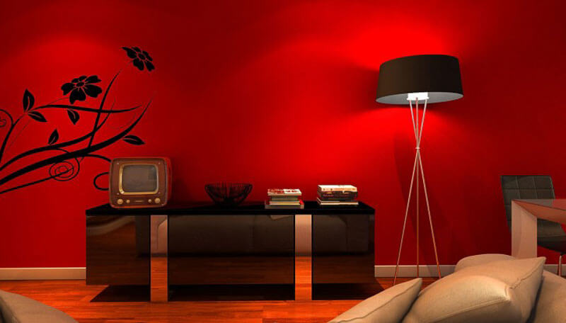 Người mệnh thủy sơn nhà màu đỏ mệnh hỏa được không