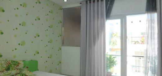 Cách sơn nhà xanh lá cây giống nhà của Thanh Thảo Hugo