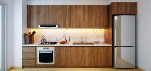 Căn bếp là nơi Lam Trường yêu thích hơn cả