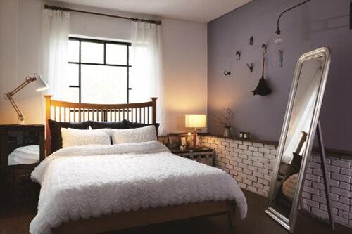 Phòng ngủ cổ điển của Jessica