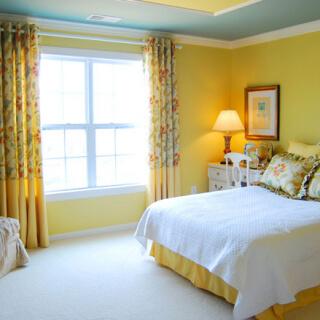 Sơn phòng ngủ đẹp với 5 màu hot nhất hiện nay