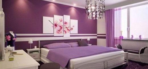 Ý tưởng hay dành cho các bạn đang muốn sơn phòng ngủ