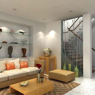 Chọn nội thất phòng khách đơn giản nhưng đẹp