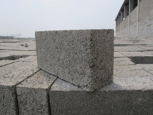 Gạch không nung đang dần thay thế gạch đất nung trên thị trường vật liệu xây dựngGạch không nung đang dần thay thế gạch đất nung trên thị trường vật liệu xây dựng
