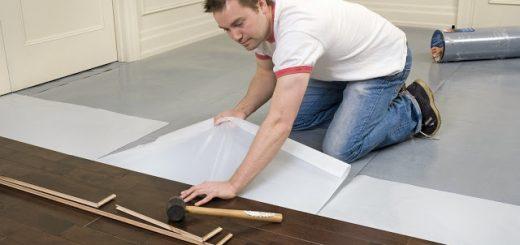 Ưu điểm và quy trình lắp đặt sàn gỗ tự nhiên