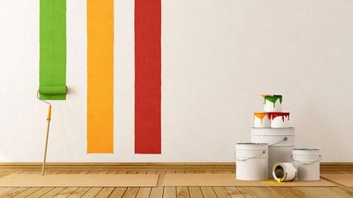 Kỹ thuật chọn màu và sơn tường nhà cũ đẹp như mới