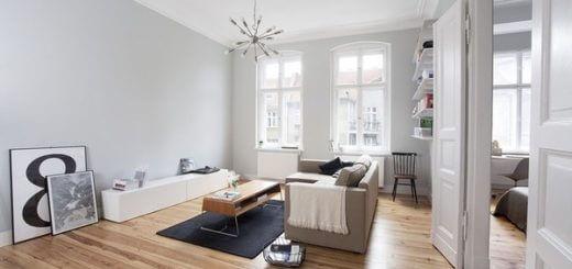 Ích lợi của sơn tường nhà màu trắng