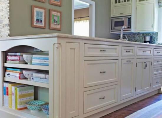 Sửa chữa nhà bếp giúp tiết kiệm diện tích