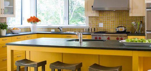 Sửa chữa nhà bếp đẹp và hợp phong thủy