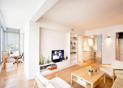 Sửa chữa nhà cho phòng khách rộng rãi hơn